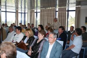 Charla informativa aos socios 25-04-2010